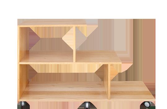 Flexispace Tiered Shelf